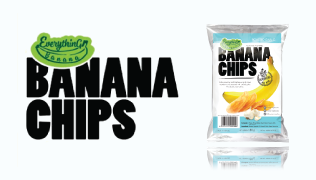 Everything Banana Chips