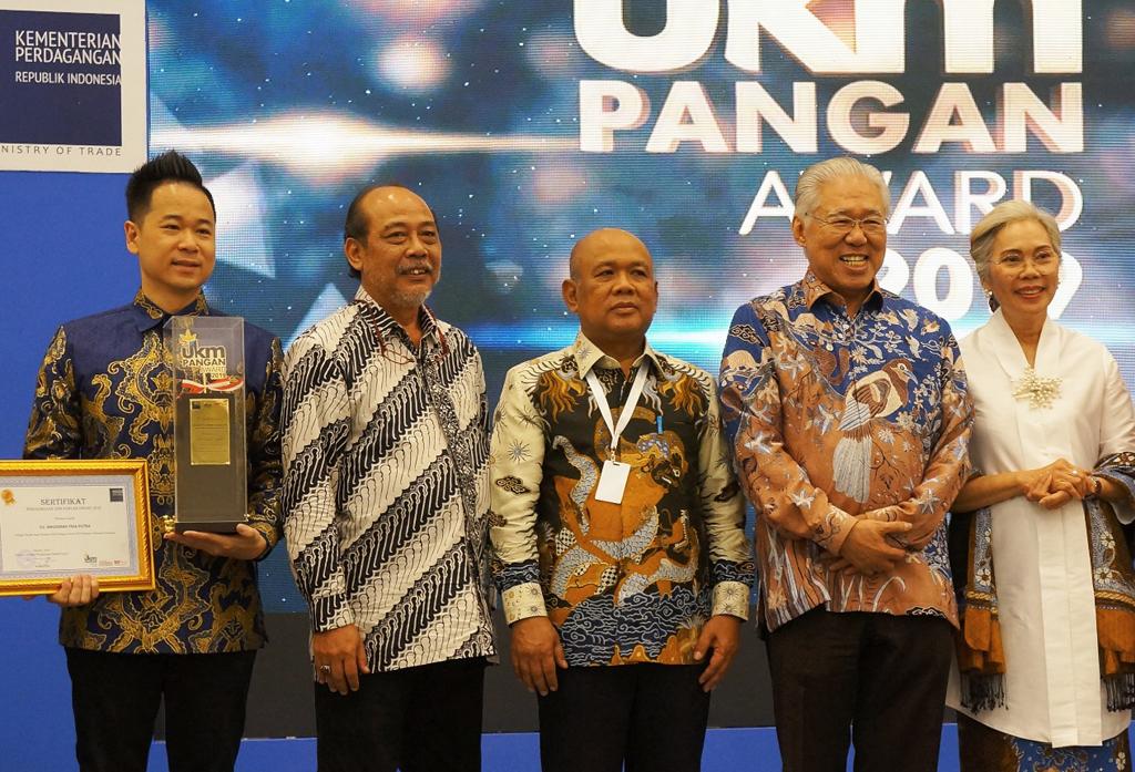 Bersyukur, CY Matcha Latte With Roasted Brown Rice Menangkan UKM Pangan Award 2019